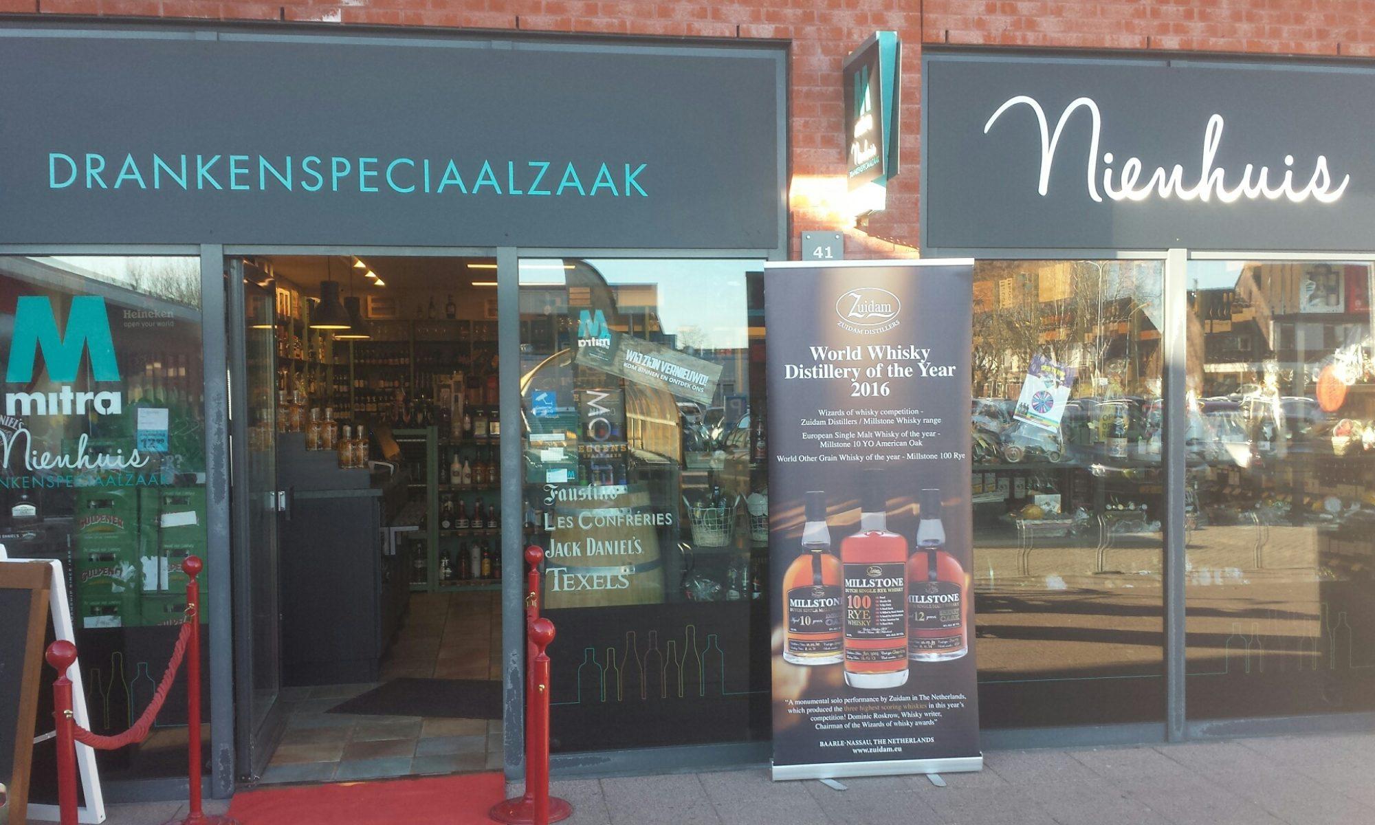 Drankenspeciaalzaak Nienhuis / Mitra Marsdijk Assen